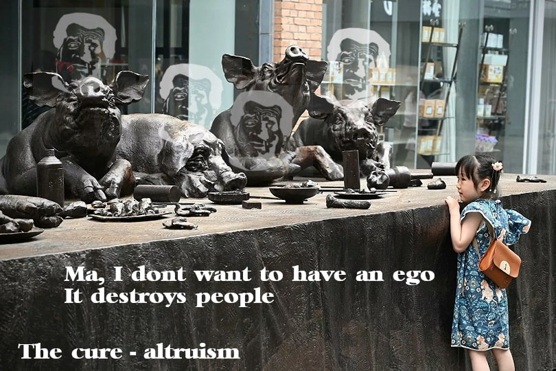 altruism-cure-for-ego