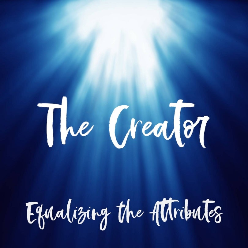 The-Creator-Equalizing-the-Attributes